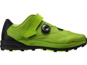 19 MAVIC XA PRO TRETRY LIME GREEN/PIRATE BLACK/SAFETY YELLOW 401514