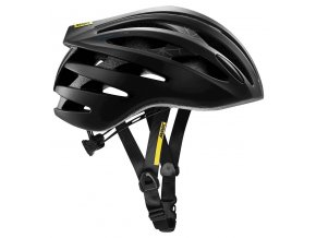 19 MAVIC HELMA AKSIUM ELITE W BLACK/EVERGLADE 406943