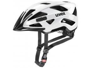 2022 UVEX HELMA ACTIVE, WHITE BLACK