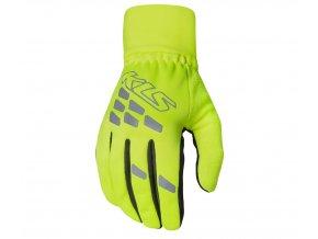KELLYS Zimní rukavice KLS Beamer neon