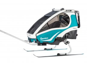QERIDOO Příslušenství - Ski set pro modely Sportrex od 2019 2019