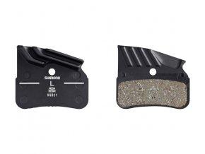 brzdové destičky Shimano XTR N03A polymer original balení