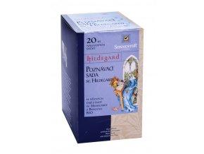 Čaj sv. Hildegardy (poznávací sada) Sonnentor 26g