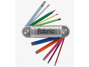 2021 FABRIC NÁŘADÍ 11 in 1 COLOR CODED MINI TOOL SILVER (FP9110U10OS)