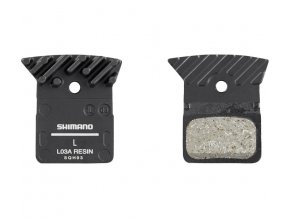 brzdové destičky Shimano DURA-ACE L03A polymer original balení