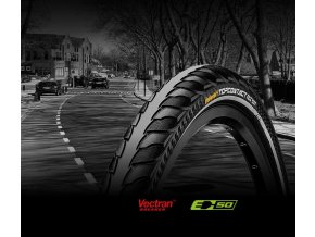 """CONTINENTAL - TOURING and CITY Top CONTACT II [Reflex] 28"""" 2020"""