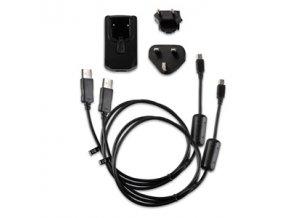 AC adapter (Nabíječka USB) s USB kabely pro nüvi, Dakota, Edge, Oregon, zümo, camper,StreetPilot