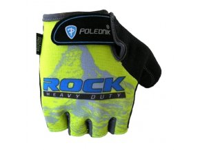rukavice Polednik ROCK fluoritové