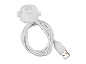 Kabel datový a napájecí USB s kolébkou pro Forerunner 10/15 color (velikost S)