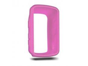 Pouzdro silikonové pro Edge 520, růžové