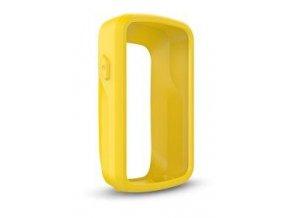 Pouzdro silikonové pro Edge 820, žluté