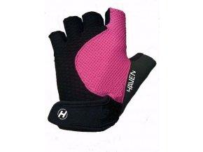 rukavice HAVEN KIOWA SHORT růžové