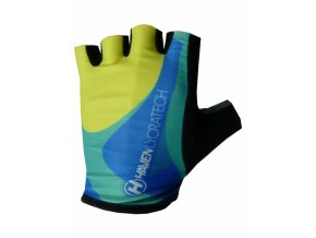 rukavice HAVEN LYCRATECH modro/zelené
