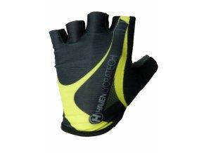 rukavice HAVEN LYCRATECH černo/zelené