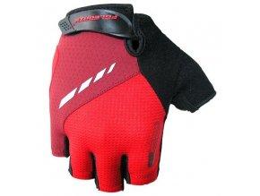 rukavice Poledník MEMOGEL červené