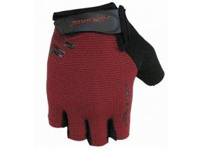rukavice Poledník TERRA SH hnědočervená