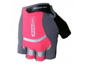 rukavice dámské Poledník VESNA černo-růžová