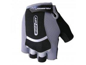 rukavice dámské Poledník VESNA černo-šedá