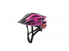 CRATONI AGRAVIC | black-pink-red matt