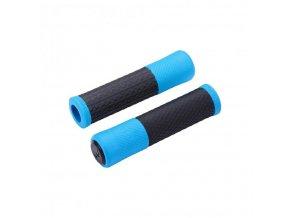 gripy BBB Viper 130mm černo/modré