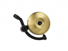 ELECTRA doplňky Zvonek Linear - Brushed Brass 2021