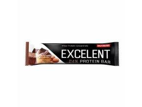 tyčinka Nutrend Excelent čokoláda+oříšky 85g