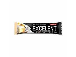 tyčinka Nutrend Excelent vanilka+ananas 85g