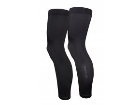 návleky na nohy F BREEZE pletené, černé