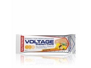 tyčinka Nutrend Voltage kokos 65g