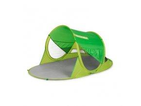 stan plážový Spokey STRATUS zelený samorozkládací 90x120x90cm