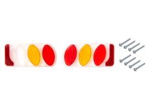 plasty světel-náhradní pro nosiče PERUZZO