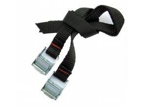 pásky s přezkou pro nosiče PERUZZO, 33 cm, pár