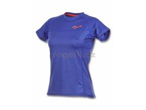 triko krátké dámské Rogelli SIRA funkční modré