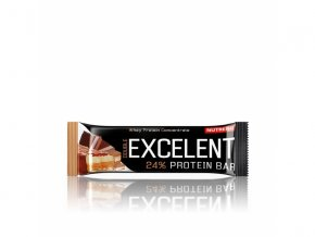 tyčinka Nutrend Excelent DOUBLE čokoláda 85g