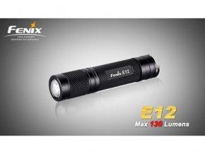 svítilna Fenix E12
