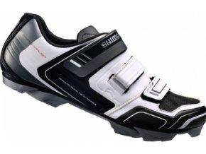 boty Shimano XC31 bílé