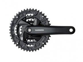 kliky Shimano Alivio FC-T4010 3x9 44/32/22z 175mm černé servisní balení