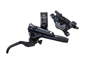 brzda Shimano SLX BR-M7120 zadní komplet polymer+chladič černá original balení