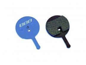 brzdové destičky BBB BBS-43T Avid Ball Bearing(BB)3..
