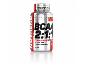 tablety Nutrend BCAA Mega Strong 2:1:1 150tablet