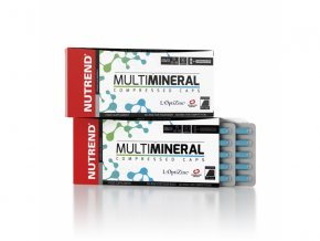 tablety Nutrend MULTIMINERAL COMPRESSED 60tablet