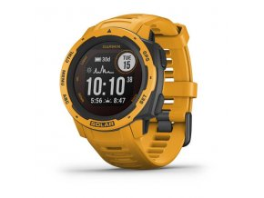 Garmin Instinct Solar Yellow Optic