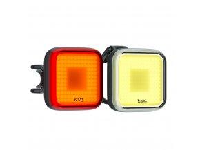 KNOG NEW Blinder Twinpack - sada světel 2020