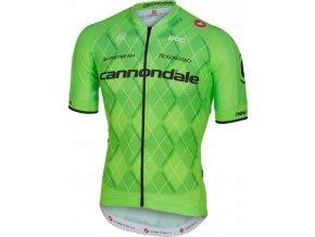2016 CANNONDALE PRO CYCLING TEAM DRES S TEAM 2.0 JERSEY KRÁTKÝ RUKÁV