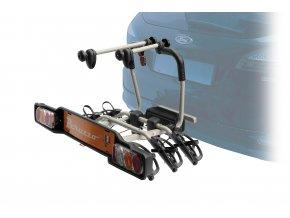 nosič PARMA na tažné zařízení pro 3 kola Fe, stř