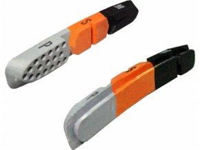 špalíky-gumičky SunRace BPM96 MTB TRI-COMPOUND