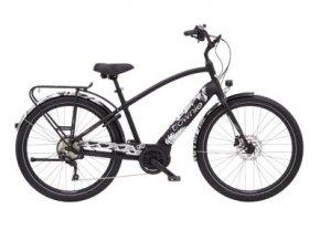 ELECTRA E-Bikes Townie Path Go! 10D  EU - Black 2020