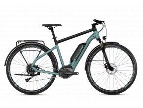 GHOST E-Bikes Ebike Square Trekking B1.8 - River Blue / Jet Black 2019