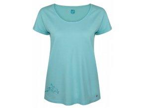 triko krátké dámské LOAP AMERI modré