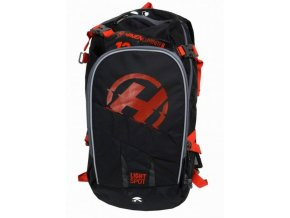 batoh HAVEN LUMINITE II 12l černo/červený bez rezervoáru